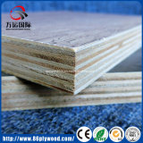 Melamine Laminated Eucalyptus/Poplar Plywood for Interior Furniture