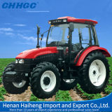 100HP 4 Wheel Drive with Yto Engine Agricultural Tractor