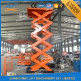 Scissor Hydraulic Lift Platform with Ce