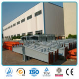 Steel Structure Frame for Workshop Hall in China
