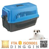 Beautiful Colour Airline Dog Cage Plastic