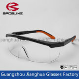 Hot Selling Clear Color Lab Safety Glasses Ce En166 Funny Painting Printing Safety Goggles Dustproof Construction Safety Eyewear