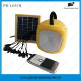 Rechargeable Solar Lantern with USB Phone Charger
