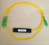 1*2 ABS Box PLC Splitter with SA Connector