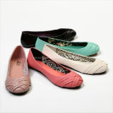 Flat Comfortable Ladies Shoes (JN-F13002)
