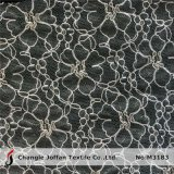 African Metallic Net Lace Fabric (M3183)