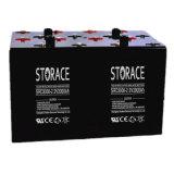 Industrial SLA Battery 2V 3000ah Solar Power System