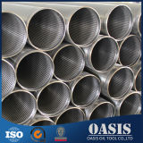 """Stainless Steel 8 5/8""""Continuous Slot Well Screen Pipe"""