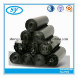 Plastic New Material Disposable Black Garbage Bags