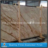 High Polished Crema EVA Beige Marble for Tiles, Flooring, Countertops