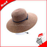 Woman Hat, Floppy Straw Hat, Floppy Paper Hat, Paper Hat