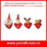 Christmas Decoration (ZY14Y287-1-2-3-4) Christmas Happy Product Design