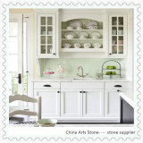 China Carrara White Marble Countertop for Kitchen and Bathroom