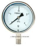 Stainless Steel Pressure Gauge-Diaphragm Pressure Gauge-Glycerine Filled Pressure Gauge