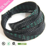 Flexo Colorized Pet Braided Computer Wire Sleeve