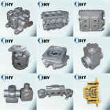 Cast Iron Resin Sand Casting for Valve Pump Motor Parts