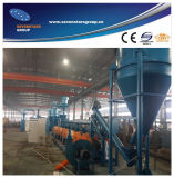 New Designed Waste Tyre Recycling Line