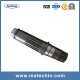 Custom High Precision Carbon Steel Investment Castng for Spline Axle
