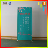 Customed Standard X Stand Banner for Display
