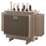 Oil Immersed 3 Phase Transformers 11kv to 400V 0.4kv Transformers