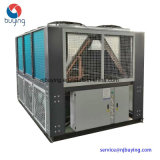 100HP Air Cooled Industrial Water Screw Chiller Price Paints Factory Cooling System