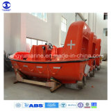 Inboard Diesel Engine Driven G. R. P. Rescue Boat for 6persons