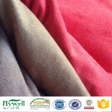 100 Polyester Microfiber Suede Fabric for Shoes Jacket Coat Hat Bag