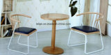Modern Dining Table and Chair Set for Home &Public Furniture (LL-WST011)