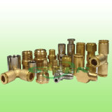 Good Quality Chinese Factory CNC Lathe Machining Hydraulic Material Pipe Fittings