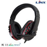 Noise Canceling Colorful Mobile Headphone with Microphone