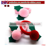 Christmas Ornament Hair Bands Jewelry Set Party Gifts (P3082)