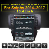 10.4 Inch Android 6.0 Big Screen Car GPS Navigation for Nissan Sylpy with AC Control/WiFi/Bt/Music