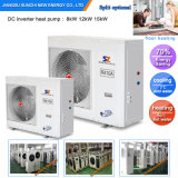 -20c Cold Winter Floor Heating 150sq M Room +55c Hot Water Dhw Monobloc 12kw/19kw/35kw/70kw Evi Air to Water Heat Pump Germany