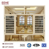 Aluminum Window Doors with Mosquito Net for Commercial Building
