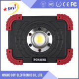 Home Use 10W 15W LED Work Light Rechargeable
