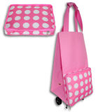 New Design Functional Foldable Wheel Shopping Bags