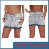Sexy Denim Mini Skirt (JC2040)
