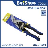 Cutting Capacity Straight Metal Aviation Snip Cutter Tin Snip
