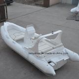 Liya 10 Men Cheap Rib Boat PVC Inflatable Boat for Sale
