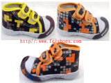 Hotsale Baby Shoes Injection Canvas Shoes Casual Shoes (baby8-2)