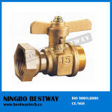Water Meter Brass Ball Valve (BW-B60)