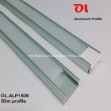 Alp1506 Anodised Slim LED Aluminium Profile