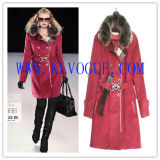 Women Fashion Cothing Winter Long Jacket