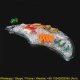 Umbrella Shape Acrylic Fruit Dish