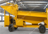 (PATENT!) Movable Gold Mining & Washing Machine Trommel Screen