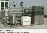 Pipe Uht Complete Set of Sterilization Equipment