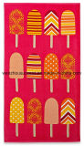 European Style Funky Print Women Summer Cover Sunproof Beach Towel