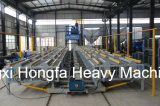 High Output Vertical Automatic Lightweight Concrete Sandwich Wall Panel Forming Machine