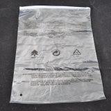 Eco-Friendly Transparent PVC Ziplock Plastic Packaging Bags