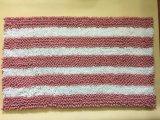 Chenille Yarn Dyed Bath Mat Rugs